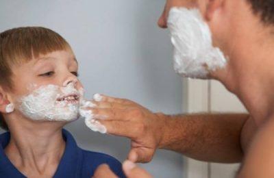 tuổi dậy thì có nên cạo râu không